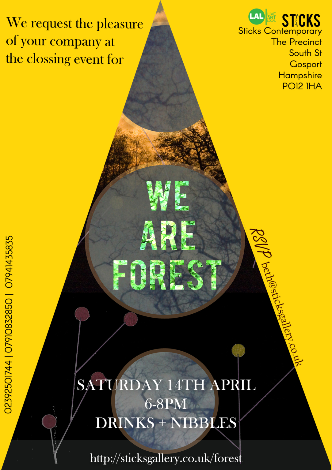 We Are Forest Closing Event