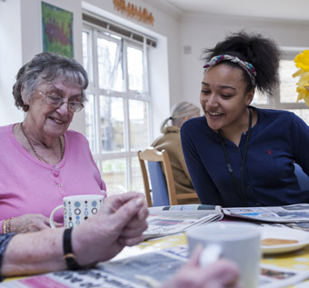 dementia activity groups