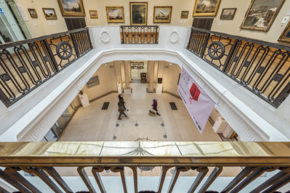 Ferens Art Gallery. Photo: by Marc Atkins © Marc Atkins / Art Fund 2018
