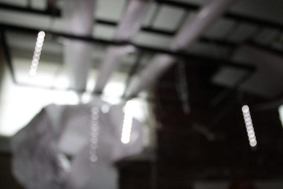 MAX MSP, Glass art, sound, light