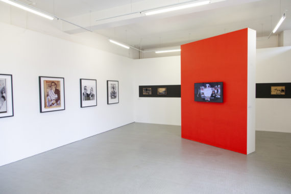 Another Spring, Phoenix, Exeter, installation view. Courtesy: Phoenix