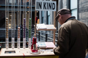 In Kind opening, CCA, Glasgow, April 2018. Courtesy: In Kind