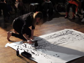 JennyArran_Draw to Perform at Fabrica