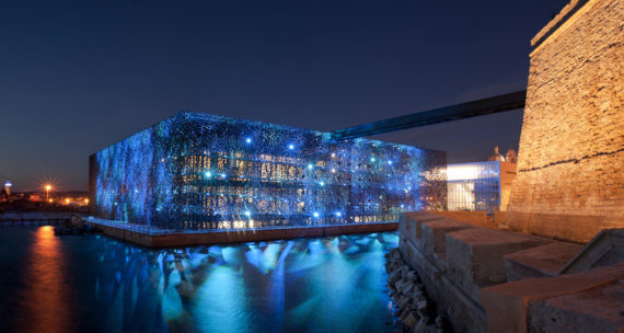 MuCEM, Marseille. Photo: courtesy of MuCEM