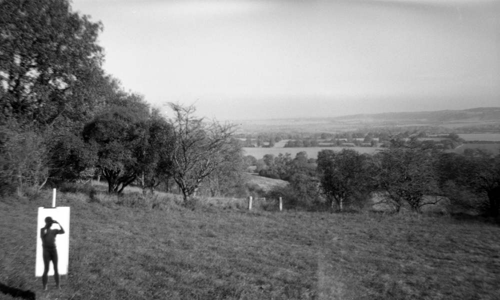 Philip Lee The Vale from the Beacon – Autumn 2015 – Ashridge Estate