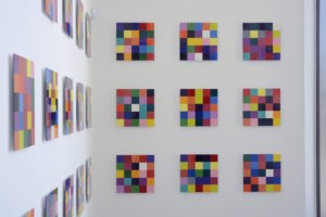 Gerhard Richter, 4900 Farben (Version I), Artist Rooms, John Hansard Gallery, Southampton. Photo: Nigel Green