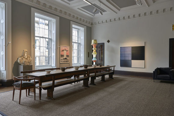 Installation view of 'Twenty', Ingleby Gallery, Edinburgh, 11 May - 14 July, 2018. Courtesy: Ingleby Gallery
