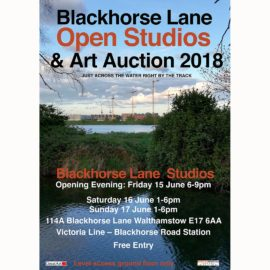 Blackhorse Lane Open Studios