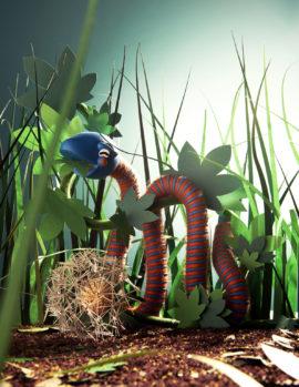 Dream Safari artist Tom Ashton-Booth