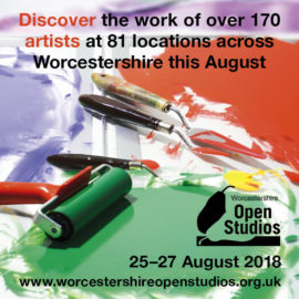 Worcestershire Open Studios promo image