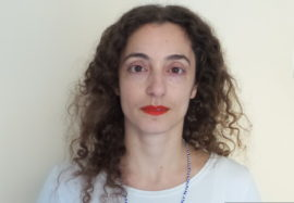 Irini Papadimitriou, creative director of FutureEverything