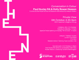Conversation in Colour 6 Oct Invitation