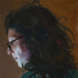 Gabriela Schutz , Orly, Oil on canvas