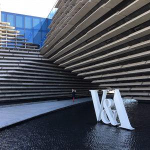 V&A Dundee. Photo: Chris Sharratt