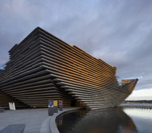 V&A Dundee. Photo: © Hufton Crow