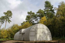 Rachel Whiteread, Nissen Hut