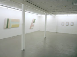 Rebecca Chesney, Distance, installation view, 2018