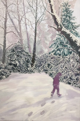 Beast From The East by Claire Cansick
