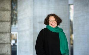 Sally Tallant. Photo: Hugo Glendinning (https://www.hugoglendinning.com)