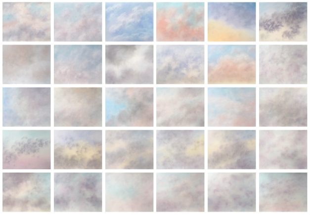Art by Lynne Forrester: The Winter Skies Series