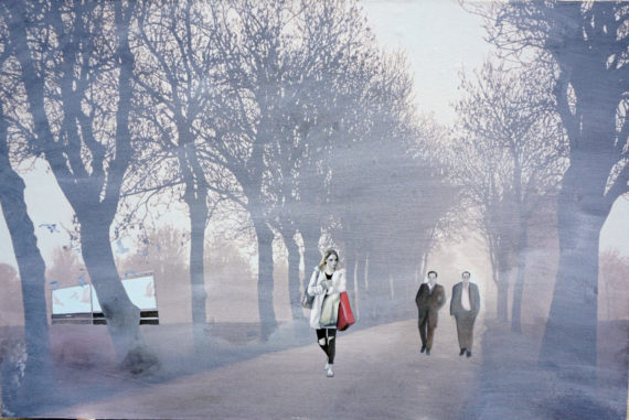 Peter McArdle: Untitled (Passing)
