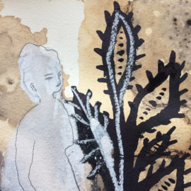 Woman-and-Tree-II