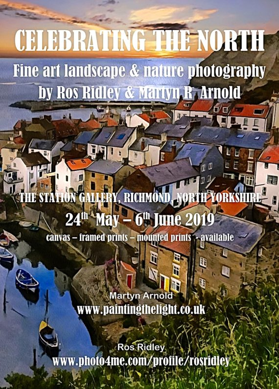 photography exhibition at Richmond Yorkshire