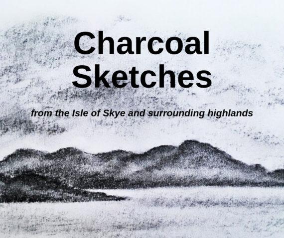 Lynne Forrester: Charcoal Sketches