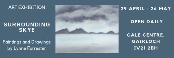 Lynne Forrester: Exhibition - Surrounding Skye