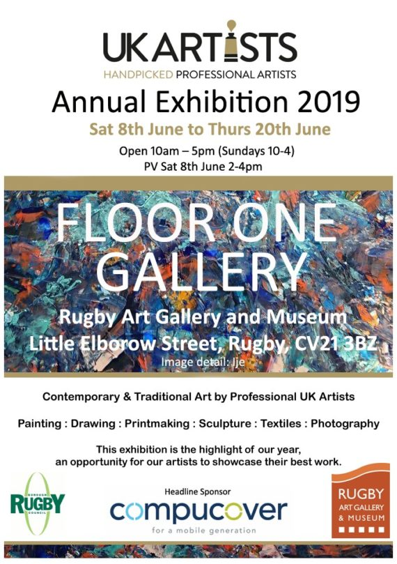UK Artists Exhibition 2019