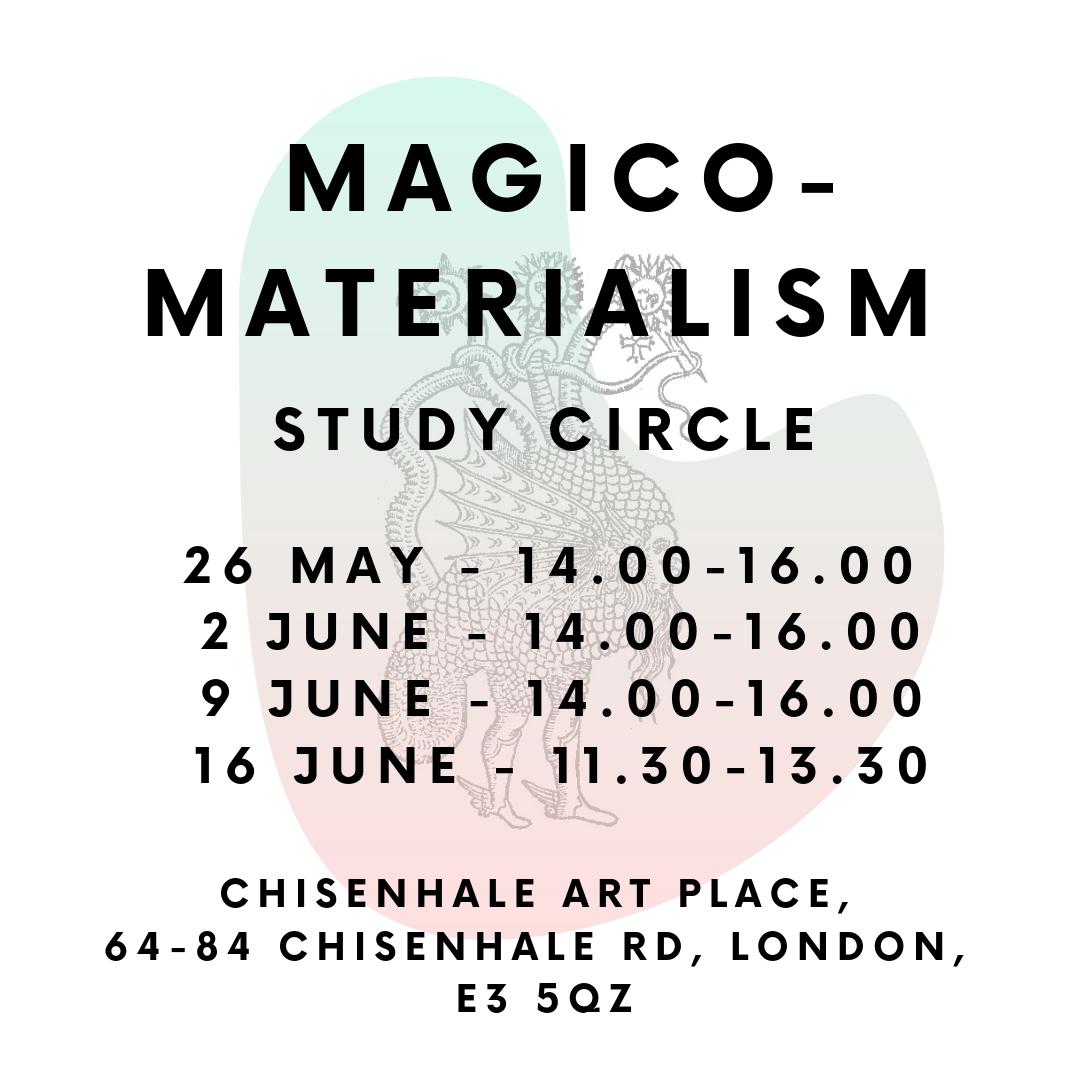 magicomaterialismstudycircle