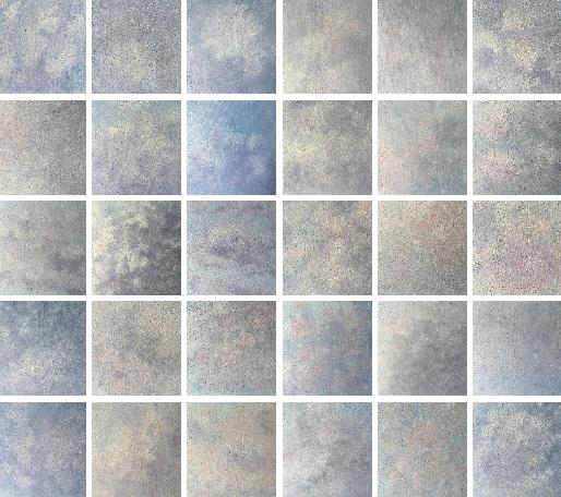 Lynne Forrester, Artist: Cloudcape collage