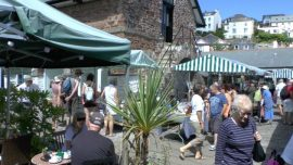 Dartmouth Royal Regatta Market