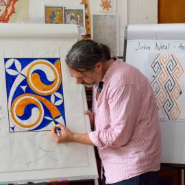 Adam Tetlow and the Art of Celtic Pattern