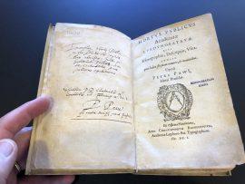 Paaw 1601 Hortus Publicus