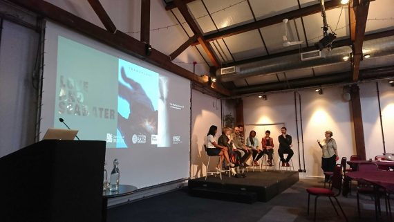 a-n bursary image Watershed VR conference