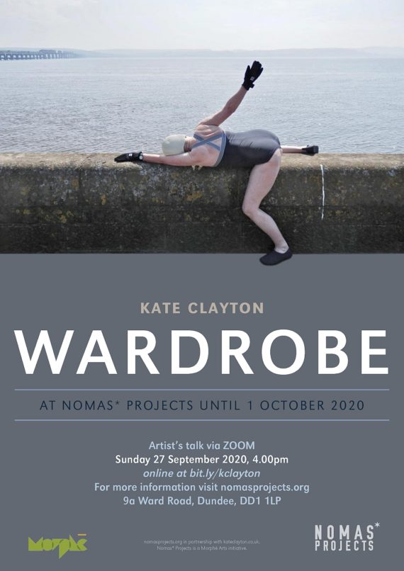 Exhibition in Dundee, open 24 hrs (windows) Artist talk 27 September see nomasprojects.org for further info.