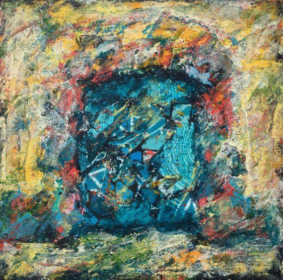 Lynne Forrester, Artist: Cool Knowing Door