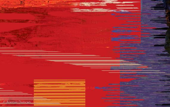 tapestry design detail