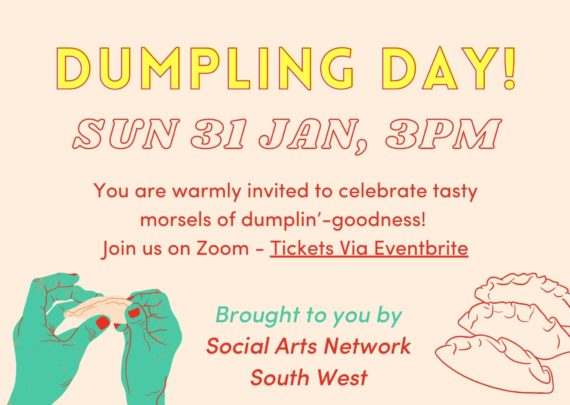 invite to zoom Dumpling day
