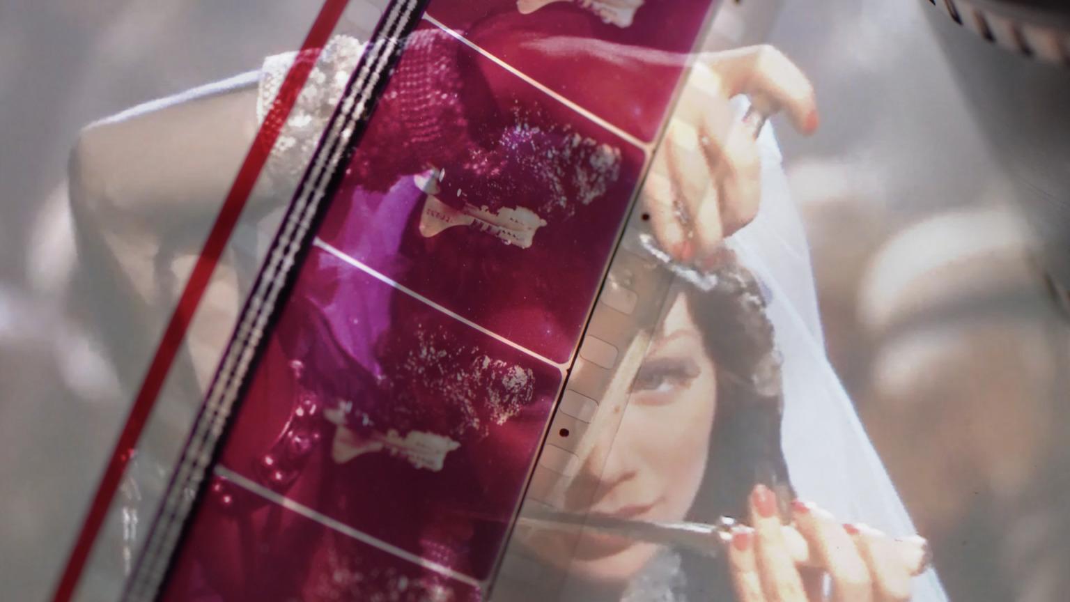 Film still - Jane Glennie