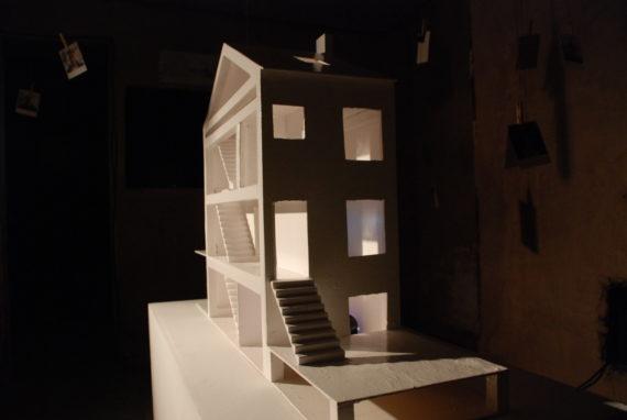 Scale Model Dolls house