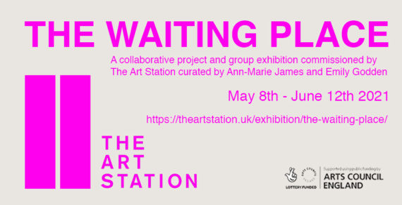 info re Waiting Place exhibition